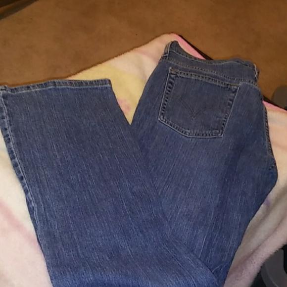 Levi's Denim - Plus size levis jeans